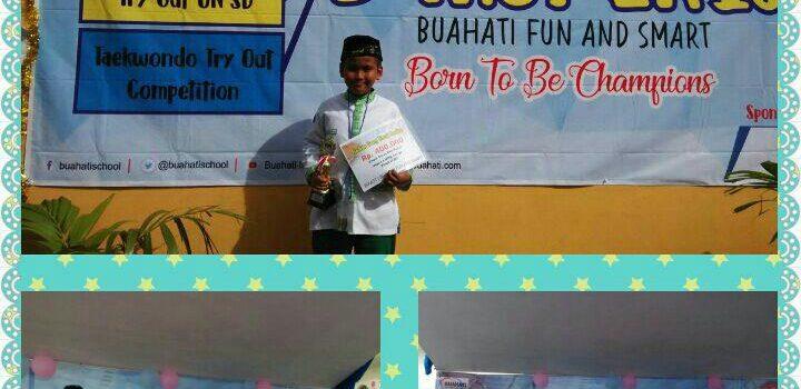 MA. Dhiyaurrahman Al Ghifari Juara Pertama MHQ