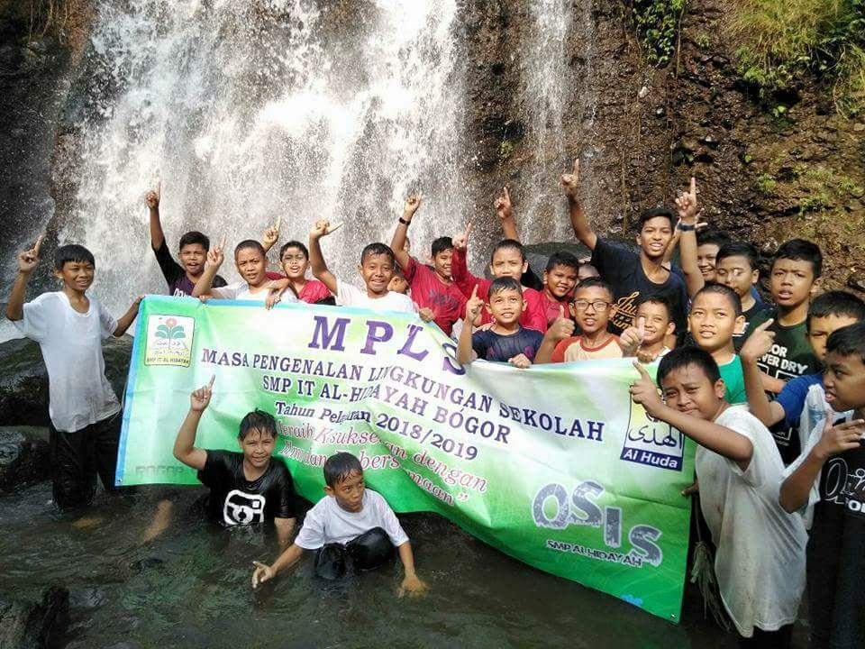 Masa Pengenalan Lingkungan Sekolah (MPLS) SMPIT Al-Hidayah Bogor