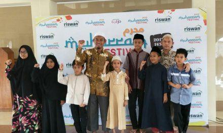 Kejuaraan Lomba Tahfidz Al Qur'an SDIT Al Hidayah Cibinong di Depok