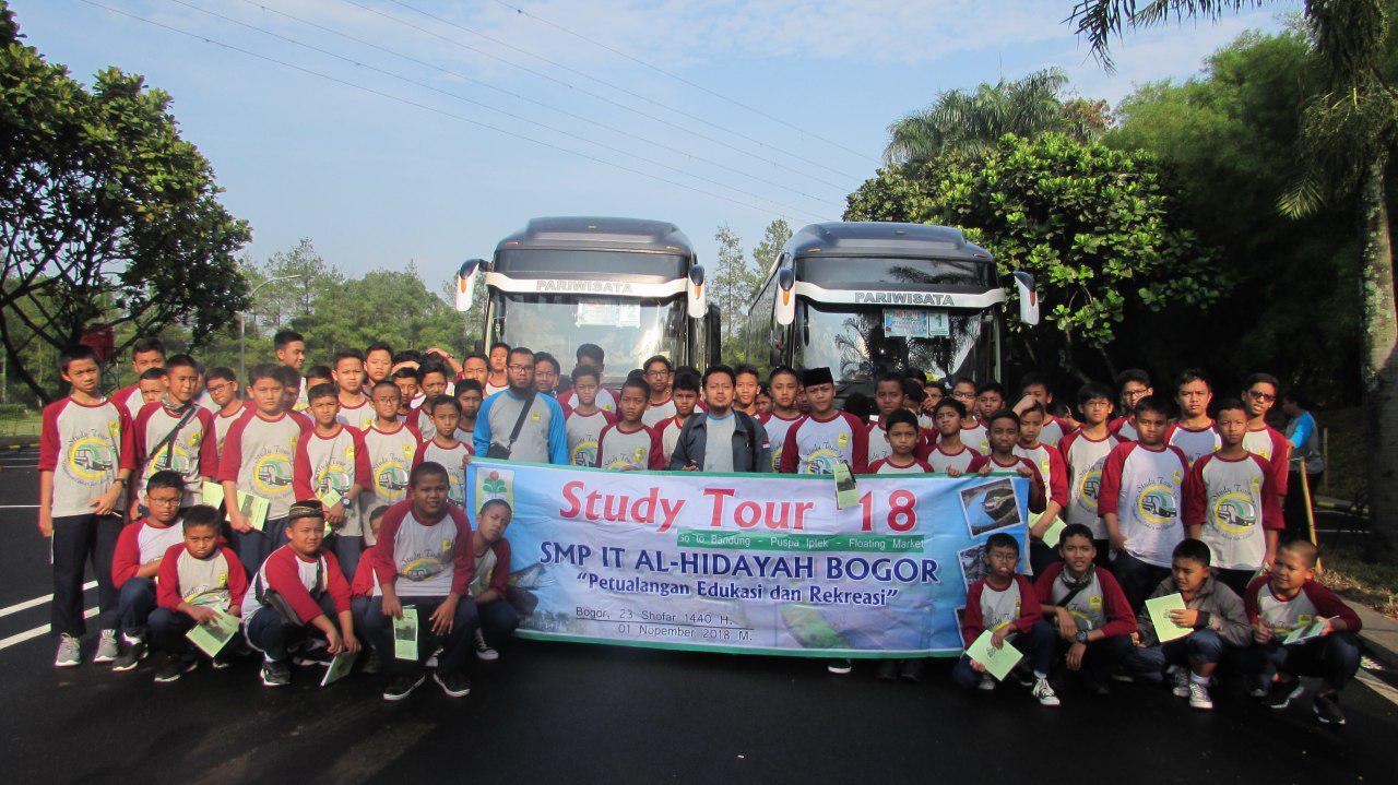 STUDY TOUR SMP IT AL HIDAYAH 2018