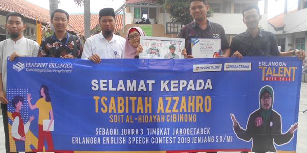 Erlangga English Speech 2019