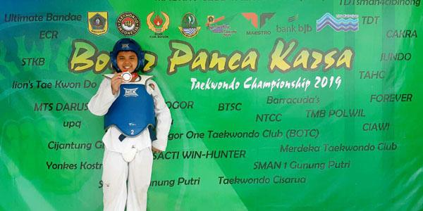 Bogor Pancakarsa Taekwondo Championship 2019