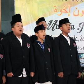 Ukhuwah Keluarga Besar SMP Al Hidayah Bogor