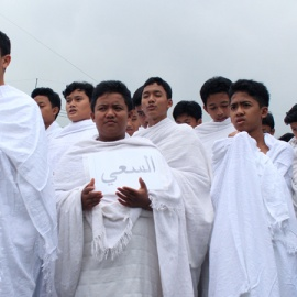 Pelatihan Manasik Haji – SMP Al Hidayah Bogor