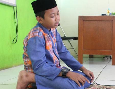 Praktik Ujian Agama (Wudhu & Sholat) – SDIT Al Hidayah Cibinong