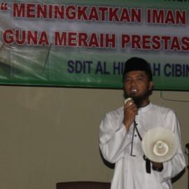 Malam Bina Iman dan Takwa (MABIT) – SDIT Al Hidayah Cibinong